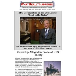 The USS Liberty Cover-Up
