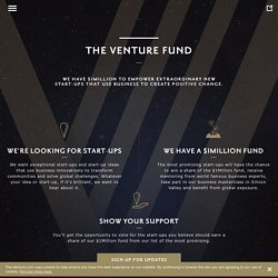 The Venture's $1Million fund