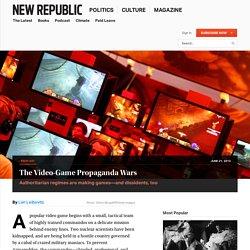 The Video-Game Propaganda Wars