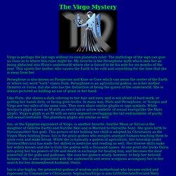 The Virgo Mystery