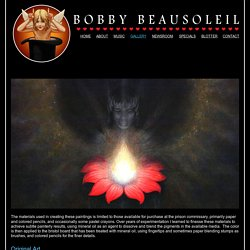 The Visionary Art of Bobby BeauSoleil