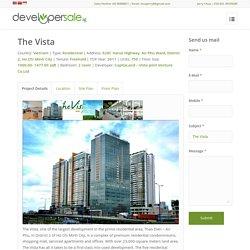 The Vista Capital land Vietnam