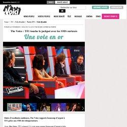 The Voice: TF1 touche le jackpot avec les SMS surtaxés