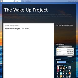 The Wake Up Project