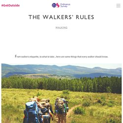 The Walkers' Rules