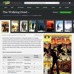 The Walking Dead #1 (Issue)