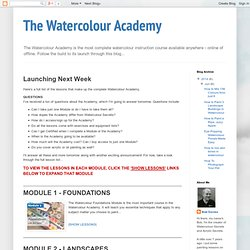 The Watercolour Academy