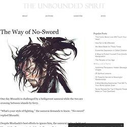 The Way of No-Sword
