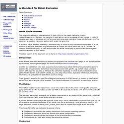 Los Robots páginas Web