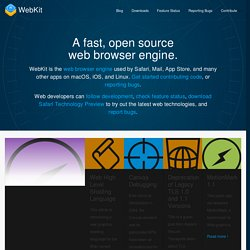 The WebKit Open Source Project