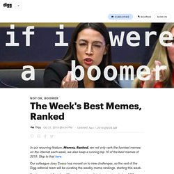 The Week's Best Memes, Ranked