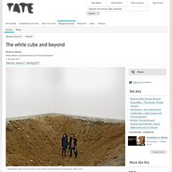 TATE ETC. - Europe's largest art magazine