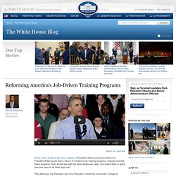 The White House Blog
