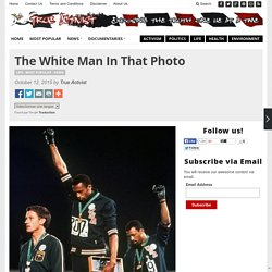 The White Man In That Photo