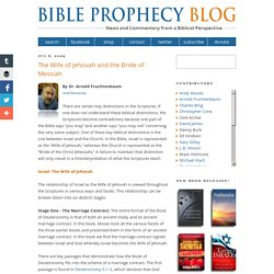 Bible Prophecy Blog: The Wife of Jehovah and the Bride of Messiah