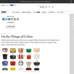 On the Wings of Céline