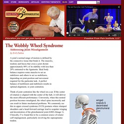 The Wobbly Wheel Syndrome