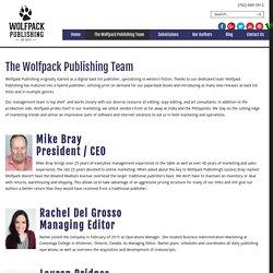 The Wolfpack Publishing Team - Wolfpack Publishing