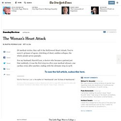 The Woman's Heart Attack