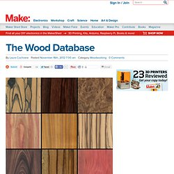 The Wood Database