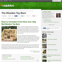 The Wooden Toy Barn