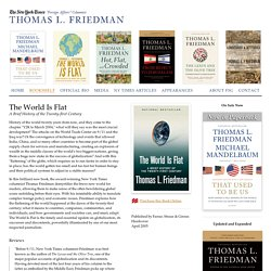 The World Is Flat | Thomas L. Friedman