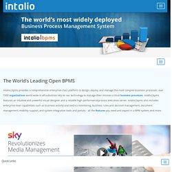 Business Process Management System (BPMS)
