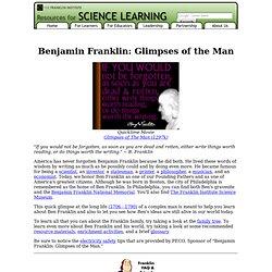 The World of Benjamin Franklin
