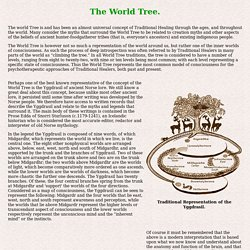 """The World Tree of Consciousness."""