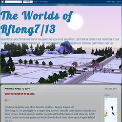 The Worlds of Rflong7/13