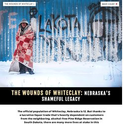 The Wounds of Whiteclay