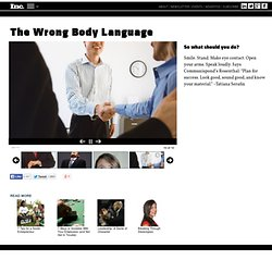 The Wrong Body Language