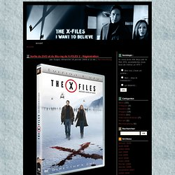 Site X-Files 2, 2004-2009 (Guigui)