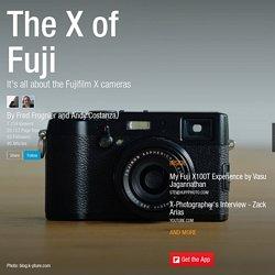 The X of Fuji