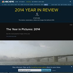 The Year in Pictures: 2014