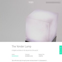 The Yonder Lamp