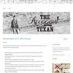 thearroganttexanblog