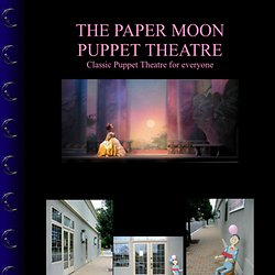 Paper Moon Puppet Theater, Atlantic Highlands, NJ