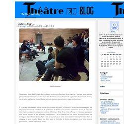 Théâtre en blog