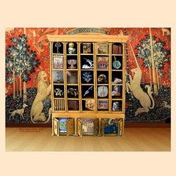 Un théâtre du monde en miniature : le cabinet de curiosités d'une classe de 5ème
