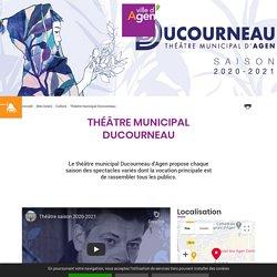 Théâtre municipal Ducourneau - Réservations, Tarifs