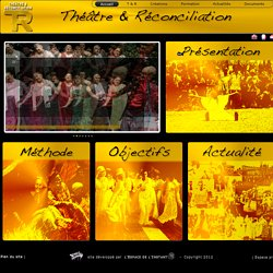 Théâtre & Réconciliation