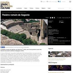Théâtre romain de Sagonte