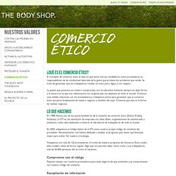 TheBodyShop Mexico