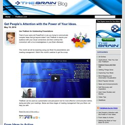 TheBrain | Dynamic Mind Mapping Software