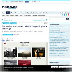 The road.cc and theCOLLARBONE Olympic photo challenge