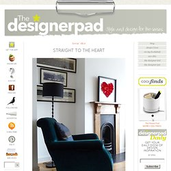 The Designer Pad - Straight To The HeART