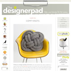 The Designer Pad - COMFY KNOTS