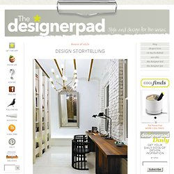 The Designer Pad - Design Storytelling