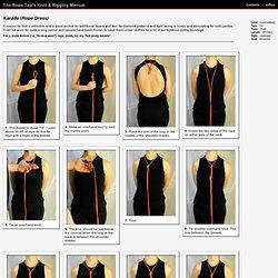 Karada (Rope Dress)